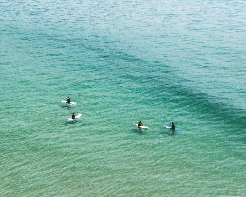 life lessons thru surfing